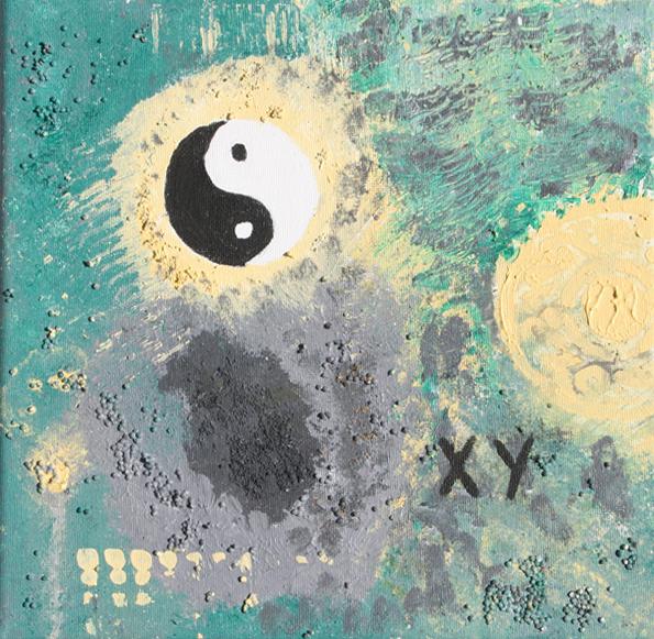 Ying og Yang - Annette Wolter